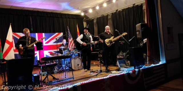 The Jeff Gallant Band