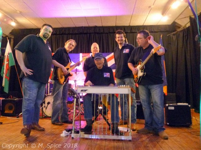 The Chris Dunne Band