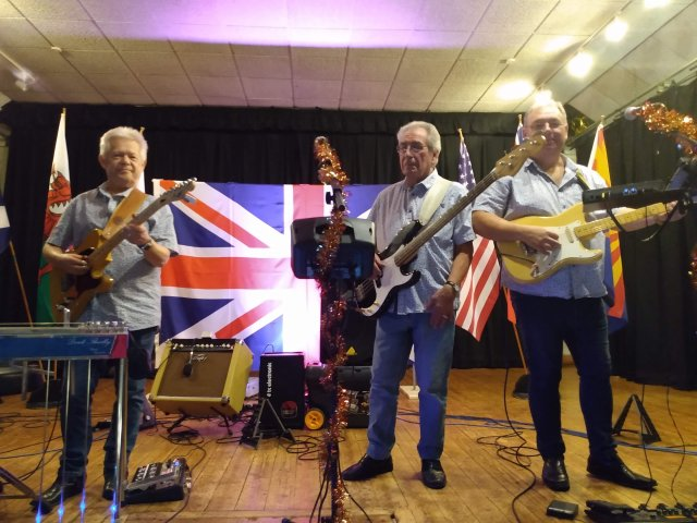 Texas Gun Trio